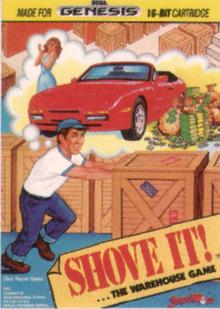 Rom de Shove It! - The Warehouse Game - Mega Drive - PT-BR