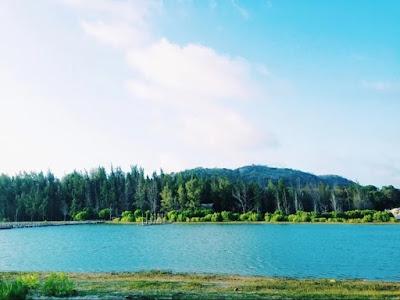 Khu du lịch Hồ Cốc đẹp mê hồn lòng du khách