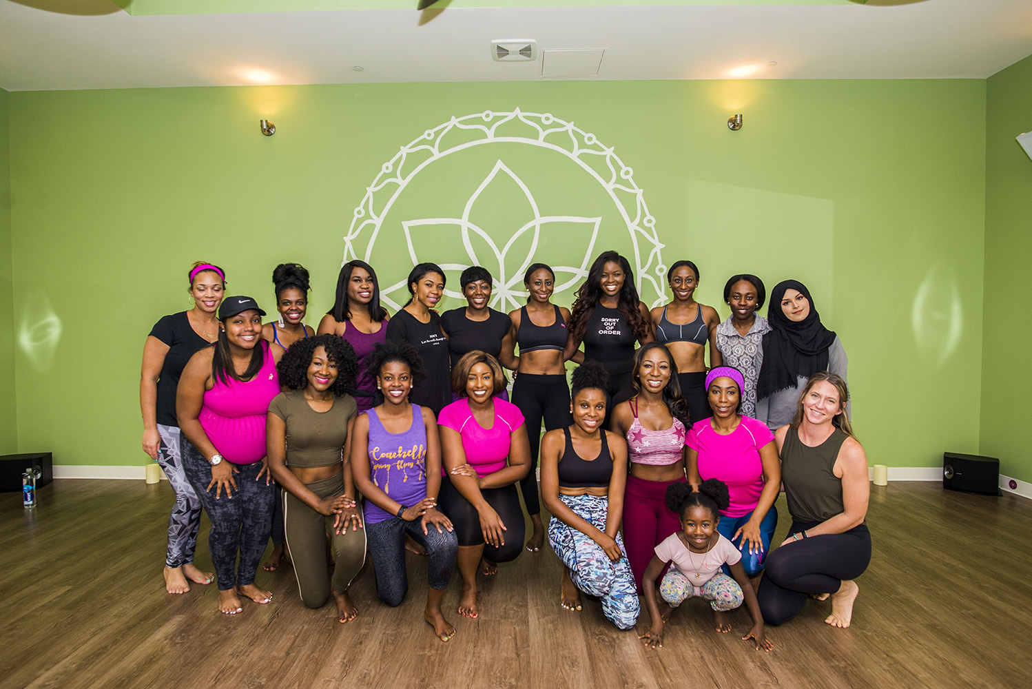Yoga Experience with Titi's Passion hosted by Highland Yoga