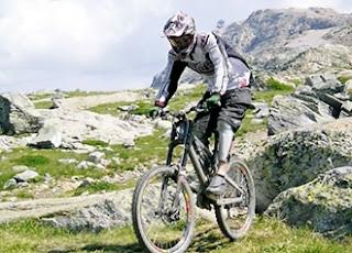 Olahraga Sepeda Gunung