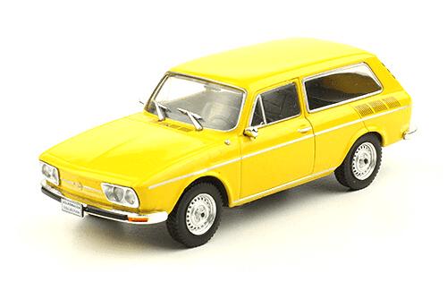 volkswagen Variant 1975 1:43, volkswagen collection, colección volkswagen méxico