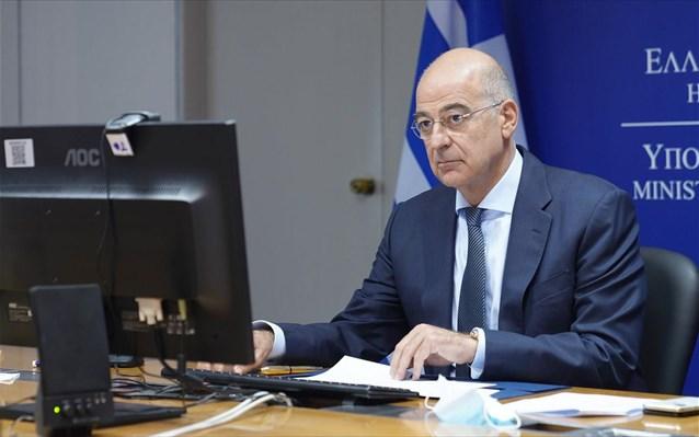 Ν. Δένδιας: Η Τουρκία να αντιληφθεί ότι ο σεβασμός του Διεθνούς Δικαίου είναι η μόνη απάντηση στα προβλήματα
