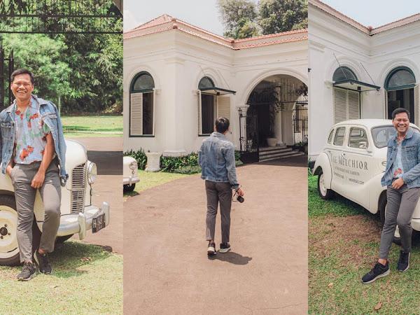 Spot Foto 'Wajib' Saat Berwisata di Kebun Raya Bogor!