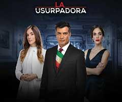 capítulo 6 - telenovela - la usurpadora  - las estrellas