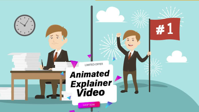 2d animated marketing video for business and sales - #Trendy Short Video Ad - short Anaimated ad