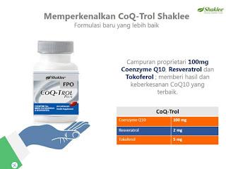 kolestrol shaklee
