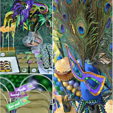 Mardi Gras Party | Brazilian Style CARNAVAL