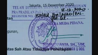 Resmi! Tim Kuasa Hukum Habib Rizieq Gugat Polda Metro Jaya dalam Praperadilan