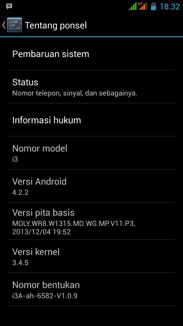 arti kernel di hp android