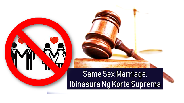 "In the light of the controversy surrounding Sexual Orientation and Gender Identity and Expression Equality(SOGIE) Bill, which seek to assess the right of the LGBTQIA+ community, the Supreme Court junked athe petition to allow same sex marriage.       Ads  }  The highest court of the Philippines has dismissed a petition to allow same-sex marriage, ruling that the applicant doesn't have a partner and therefore can't claim to be a victim of existing laws.  Jesus Falcis, a 33-year-old radio show anchor and attorney, sought to declare Articles 1 and 2 of the Family Code unconstitutional. These provisions limit marriage to a union between a man and a woman.  ""I am out since the age of 15 and I suffered from discrimination throughout my school years, so I felt the need to advocate for LGBT rights,"" said Falcis, who filed the application in 2015. ""I decided to use the tool of litigation, because it has been successful in other countries -- such as the United States -- to have gay marriage legalized.""  But the court dismissed his petition Tuesday due to ""lack of standing"" and for ""failing to raise an actual, justiciable controversy,"" according to a summary of the court ruling.    Ads          Sponsored Links      ""I don't have a partner and therefore can't be considered as having suffered from the consequences of a law which bans gay marriage,"" Falcis explained.  The court also held Falcis and his co-counsels liable for indirect contempt, accusing them of using constitutional litigation for propaganda purposes.  Falcis described the decision as ""disheartening."" In an attempt to avoid having his case dismissed on technicalities, he added a gay and a lesbian couple to his petition in 2016. ""They had both previously tried and failed to have their marriage recognized and therefore constituted actual cases, but the court chose to ignore them and to focus on me instead,"" he said.  The court did however acknowledge that the 1987 Constitution ""does not define or restrict marriage on the basis of sex, gender, sexual orientation, or gender identity or expression,"" the court summary said.    It also recognized the long history of discrimination and marginalization faced by the LGBT community and called on Congress to address the recognition of same-sex unions.  An anti-discrimination law, called the SOGIE bill, is currently under review in parliament."