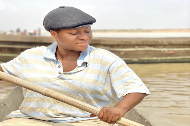 Photo of Nollywood star Destiny Fishing Goes Viral