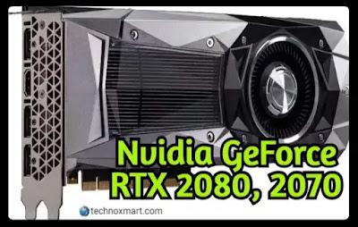 nvidia geforce rtx2080