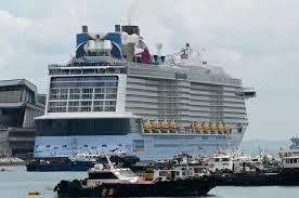 Singapore 'cruise to nowhere' cut short after coronavirus case