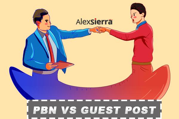 PBN (Private Blog Network) vs Guest Post (Penulis Tamu)
