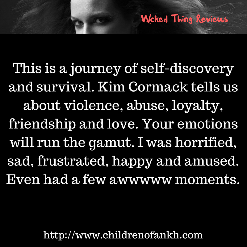Author Kim Cormack : Two free books for my awesome series