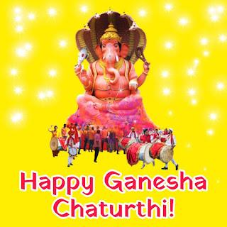 happy ganesh chaturthi images pics free download