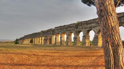 Il Parco degli Acquedotti, laddove l'Acqua Regna Sovrana - Visita guidata Roma