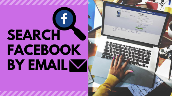 Find Facebook User By Email Address<br/>