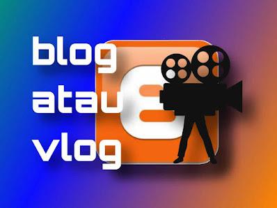 Menjadi youtuber/blogger sukses