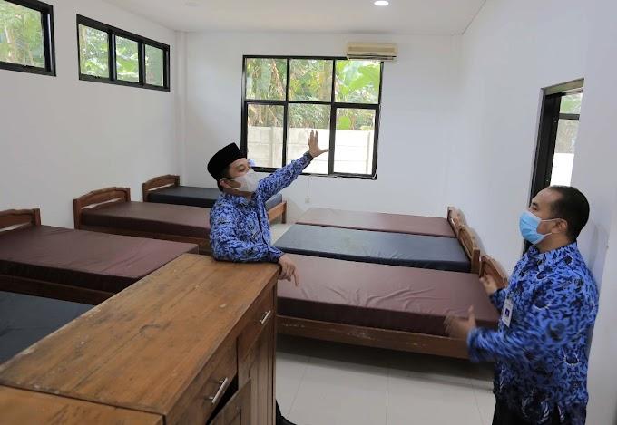 Kasus Covid-19 Meningkat, Dinsos Kota Tangerang Siapkan Rumah Perlindungan Sosial