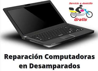 reparacion de computadoras desamparados