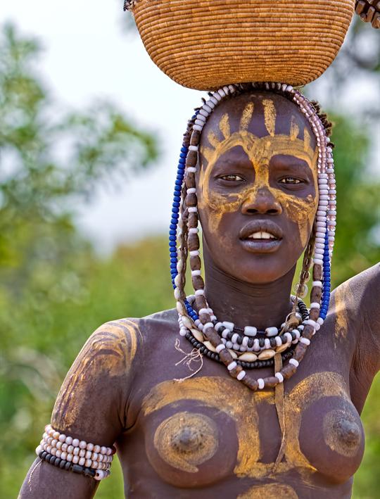 Marcello Scotti - Photography Faces From Ethiopia -7402