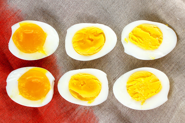 Air Fryer Boiled Eggs