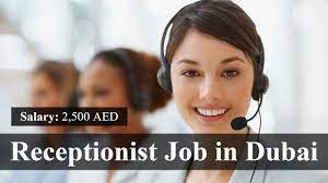 Tele caller Cum Reception Job in Dubai | Salary AED2,500.00 to 3,000 Per Month