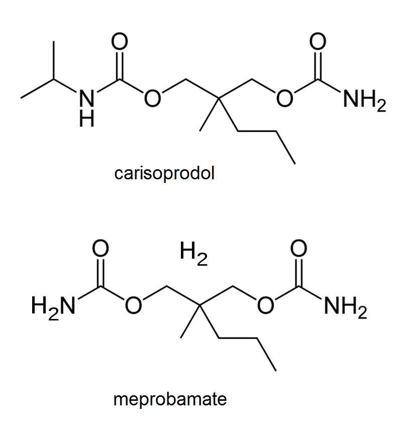 how to use carisoprodol information