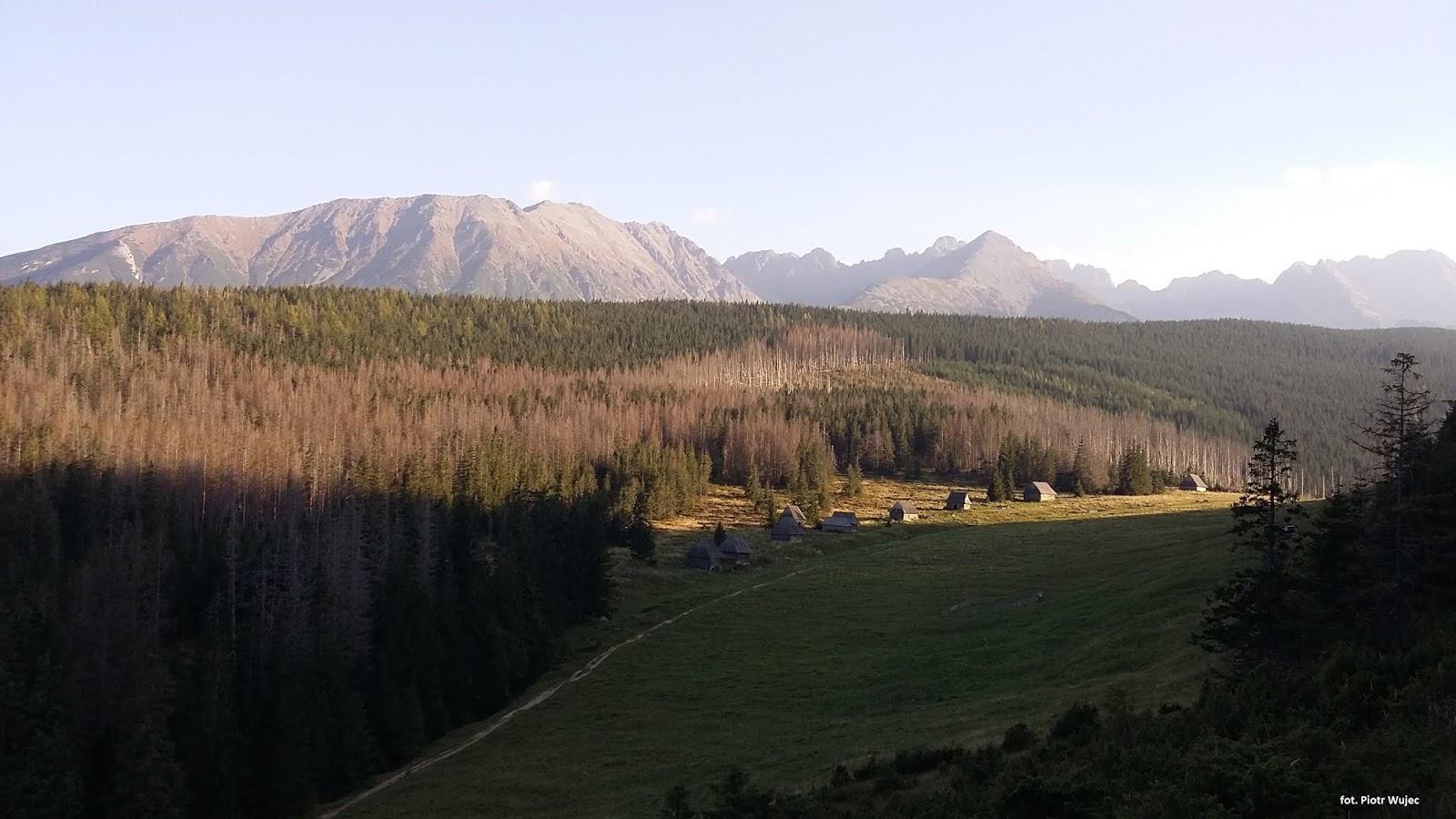 92d34c8b72f7e6 Szukając miejsca gdzie możecie cofnąć czas, wystarczy w Tatrach wejść góra  2 godziny od Zakopanego przenosząc się do krainy szałasów z XIX w. (fot. 1).