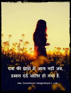 Beautiful motivational love shayari in hindi.