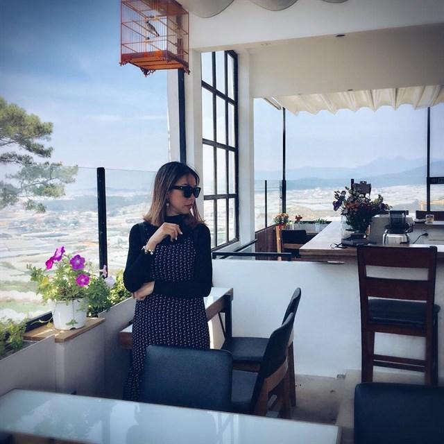 Panorama Đà Lạt Cafe: Cùng ngắm nhìn toàn cảnh Đà Lạt