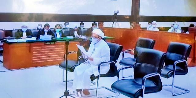 Harapan Wakil Ketua DPRD DKI Atas Sidang Vonis Habib Rizieq Hari Ini