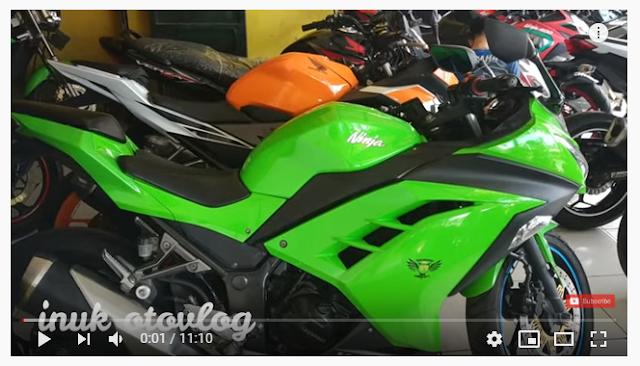 Showroom Jual Beli Motor Bekas di Semarang - inukotovlog