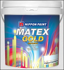 Harga Cat Nippon Paint Matex Gold