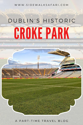 Tour Croke Park Dublin