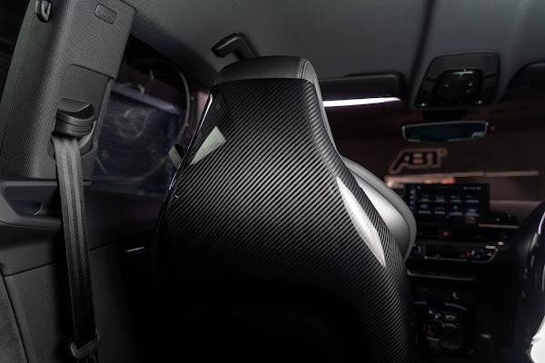 Audi RS5 tem ajustes visuais e 530 cv pela pela ABT Sportline