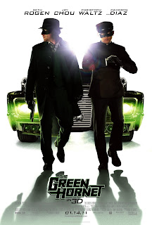 The Green Hornet 2011 Dual Audio 720p BluRay