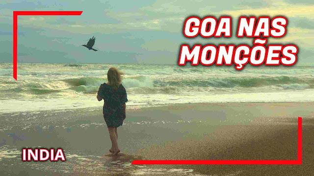 Monções na Índia