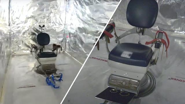 الشرطة تداهم غرفة تعذيب حقيقية في قلب هولندا