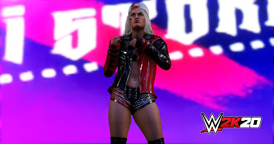 Wwe 2k20 Game Screenshot 10