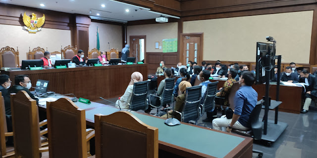 Gaji Stafsus Edhy Prabowo Setara Presiden, Jaksa KPK Heran Tugas Putri Tjatur Seperti Kesekjenan