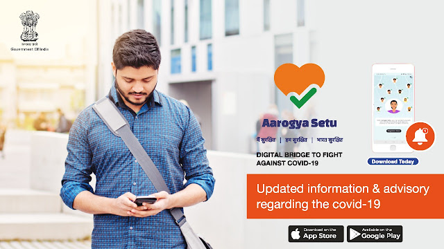How to use Aarogya Setu App for fight against Covid-19 pandemic