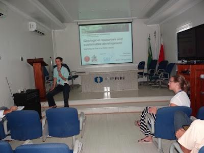 Superintendência Regional de Belém recebe visita da Universidade de Oslo