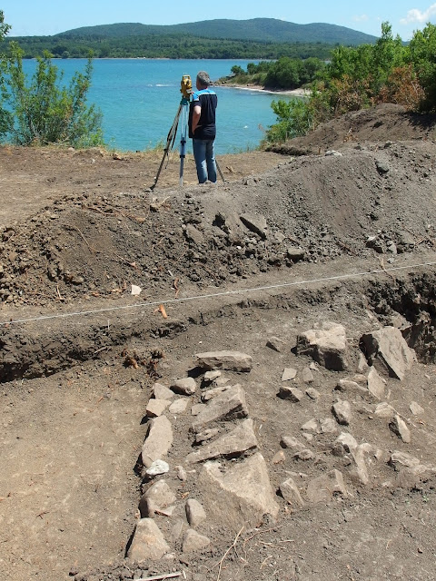Fortified Hellenistic centre found at Bulgaria's Cape Chiroza site