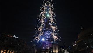 'नए साल' में आपका स्वागत है, लेकिन सावधानी बरतें, दुबई सरकार