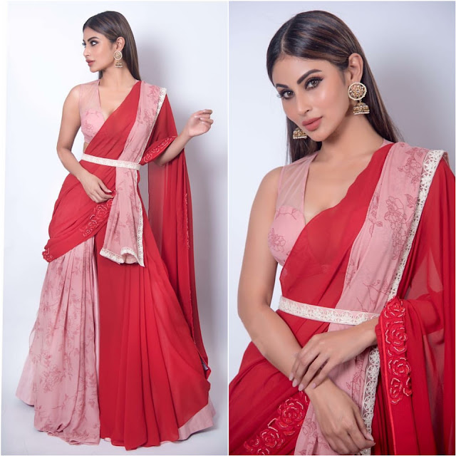 Mouni Roy in Eshaani Jayaswal
