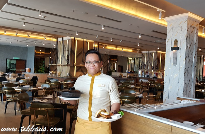 Lunch at Thyme All Day Dining in Hatten Place Review