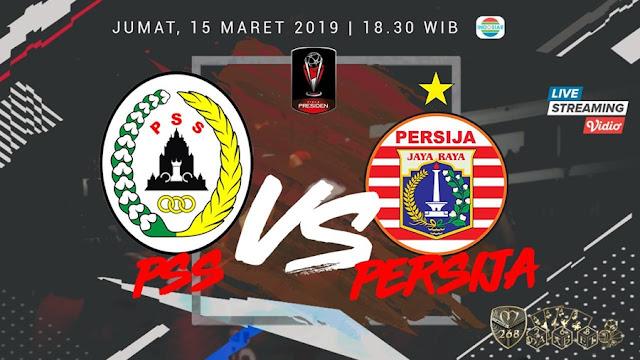 Prediksi PSS Sleman Vs Persija Jakarta, Jumat 15 Maret 2019 Pukul 18.30 WIB @ Indosiar