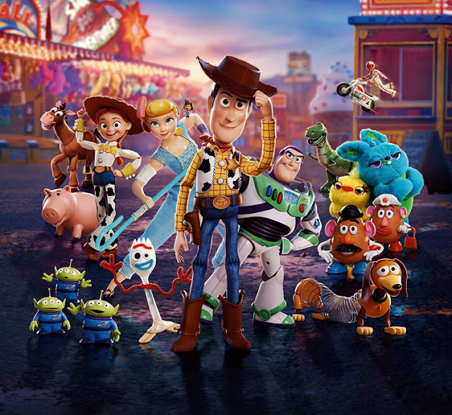 Toy Story 4 1080p HDRip Hindi Dubbed